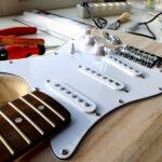 Bouw je eigen elektrische gitaar – Stratocaster